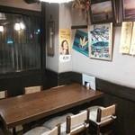 彦兵衛 - テーブル席