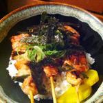 姫路やきとり 喜鳥家 - 締めにおすすめの焼き鳥丼!ボリューム満点でうまい!