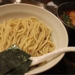 札幌 Fuji屋 - Namiさんオーダーのつけソバ辛化