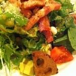 イタリア食堂 LAPANCIA - まかないサラダ \780