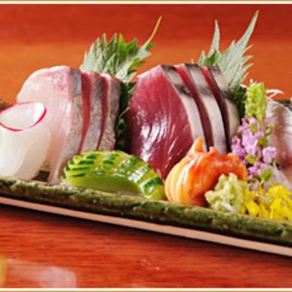 厳選された最高の食材を最高の状態でご提供いたします。