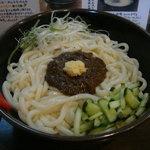 じゃじゃや 柏木店 - 090920じゃじゃ麺1.5玉黒味噌