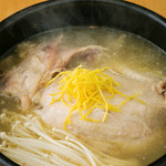 東京李朝園 - サムゲタン(参鶏湯)