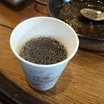 椿 - ランチにつくセルフコーヒー