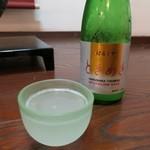 22723451 - 発泡性純米酒☆ときめき☆