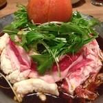 22724473 - イタリアントマト鍋です。