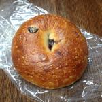 パン コリス - ブルーベリーのベーグル