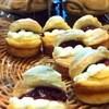リトルマーメイド - 料理写真:いちごジャムパンです