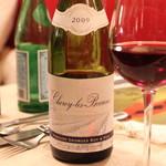 ラ・ムジカ - Chorey-les-Beaune  2009  Domaine Georges Roy & Fils  (2013/11)