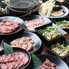 炭火焼肉屋さかい - 料理写真:女子会コース 2000円