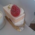 ル・シェル - イチゴのショートケーキ