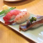 富喜寿司 - 料理写真: