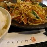 お食事処 どぅぐいわり - 料理写真:野菜ちゃんぷる