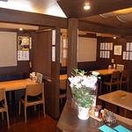 虎家 - 歌舞伎町に隠れる様に佇むリピーターの多い人気店。