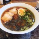美味鶏 - 料理写真:醤油ラーメン