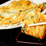 さくら亭 - ふっくらモチモチのチヂミ!韓国料理も是非☆