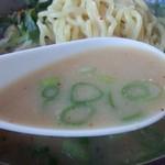 白ひげ食堂 - スープ
