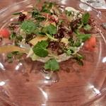 御影 ジュエンヌ - 有機野菜のサラダ