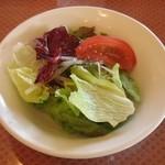 スパゲッテリア アリオ - サラダ
