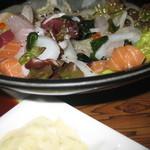 海臨丸 - 海鮮サラダ~