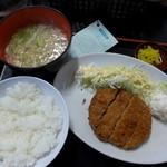 味自慢 四季 - 日替わりランチ・600円