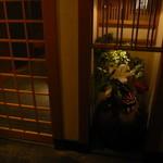 三田ばさら - 店舗入口