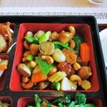 22735617 - 鶏肉風大豆のカシューナッツ炒め