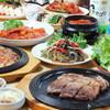 東大門食堂 - 料理写真:お得なコース料理もご用意していまdす♪