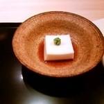 22741360 - 最初の胡麻豆腐 風味と食感が絶妙