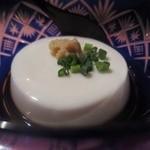 琉球・梅酒ダイニング てぃーだ - じーまみー豆腐