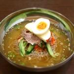 シナブロ - 冷麺
