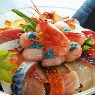 【おすすめ】漁火丼…1,890円