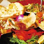 レスンガ - 料理歴40年本場ホテル出身シェフが作る本格インド料理。ランチはナンが食べ放題♪お一人様700円~!お得です。