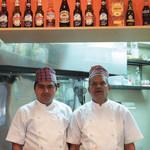 レスンガ - 2013年1月21日にオープン♪本場ホテル出身シェフが腕を振るう本格インド料理のお店です☆