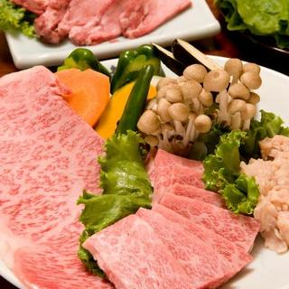 上質なお肉を適正な価格でご提供しております。心ゆくまでお楽しみ下さいませ。