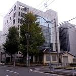 カフェガーデンサラ - 神奈川県医療総合会館ビルです