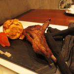 カルタ ビアンカ - 仔羊と安納芋