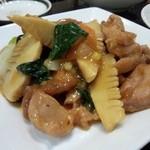 22750522 - 鶏のうま煮