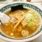 めん丸 - ラーメン(560円)