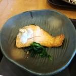 だいすけ - 秋鮭塩焼