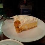 自家焙煎珈琲工房 カフェ バーンホーフ - 友人チョイスのケーキ♪
