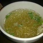 22753168 - ・ランチセット スープ