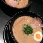 麺屋 風火 - とんこつラーメン