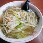 新楽 - 野菜ソバ