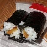 山長餅菓子店 - 料理写真:かんぴょう巻き50円(1個)