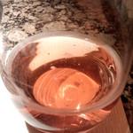 うしごろ 貫 - スパークリング日本酒 微紅