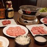炭火焼肉ひばち -
