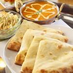 MAYA - ナンとライスはおかわり自由!お腹一杯インド料理を堪能できます♪
