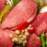 焼肉グレート -  希少部位盛り合せ 一番人気の盛り合わせ!!焼肉グレートの一押しです! 注文率80%越え