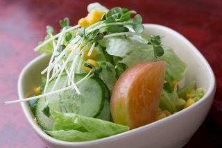 ひまわり - 野菜サラダ